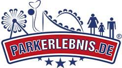 Parkerlebnis.de - Freizeitparks erleben! Logo