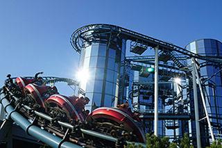 Euro-Mir Achterbahn im Europa-Park