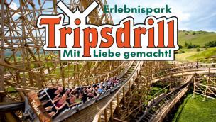 Erlebnispark Tripsdrill – Rekord-Besucherzahlen im Jubiläumsjahr 2014