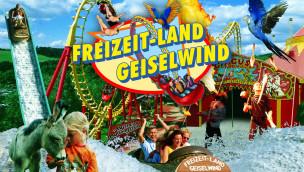 """Freizeitland Geiselwind – ermäßigter Eintritt in Nachsaison 2014 ohne """"Black Hole"""""""