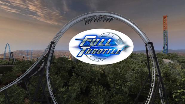 Full Throttle Six Flags