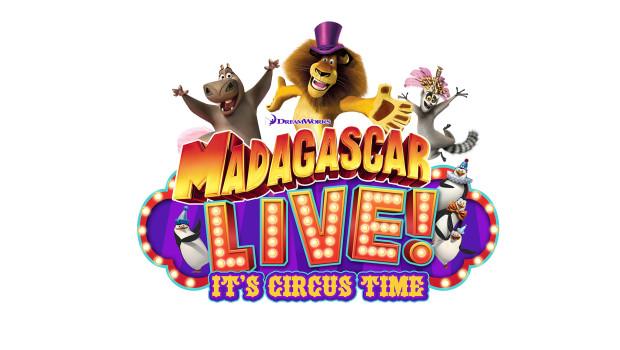 Heide Park Madagascar Zirkus