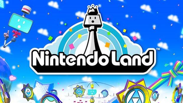 Nintendo Freizeitpark