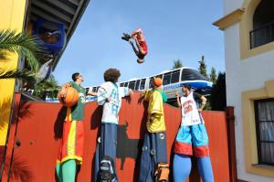 """Jede Menge Sportarten zum Mitmachen und Kennenlernen bei """"Deutschland bewegt sich!"""" im Europa-Park Rust"""