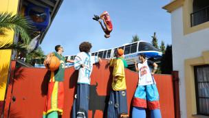 """""""Deutschland bewegt sich!"""" 2016 im Europa-Park: Open-Air-Fitness-Parcours am 23. und 24. Juli"""