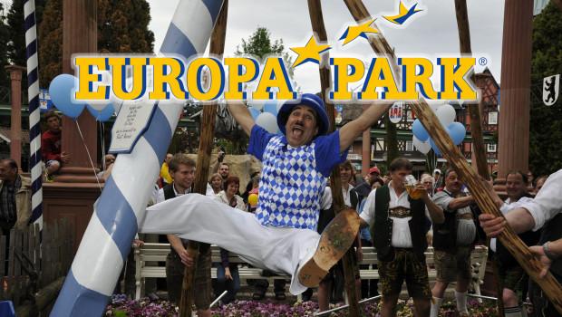 Bayerisches Maifest im Europa-Park