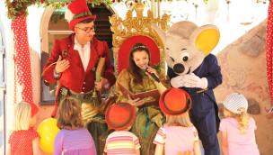 Europa-Park – Freier Eintritt zum Märchenfest am 18. Mai
