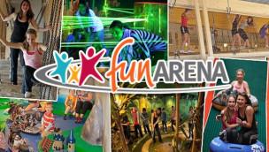 Fun Arena Hamburg – Die Welt in Millionen von Jahren schon jetzt erleben