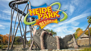 Heide Park – Video: Wing Coaster 2014 Bau im Zeitraffer