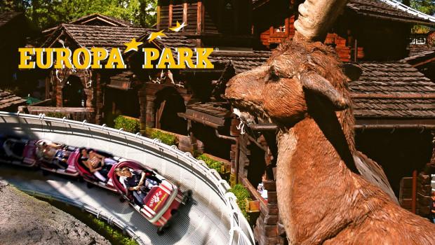 Schweizer Themenbereich im Europa-Park