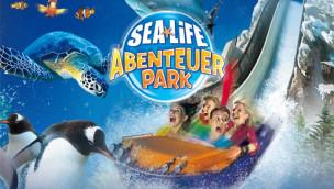 Sea Life Abenteuer Park – zwei neue Attraktionen für 2014 geplant