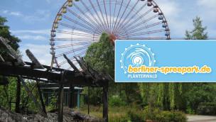 Neue Spreepark-Führungen am verlassenen Freizeitpark in Berlin angekündigt