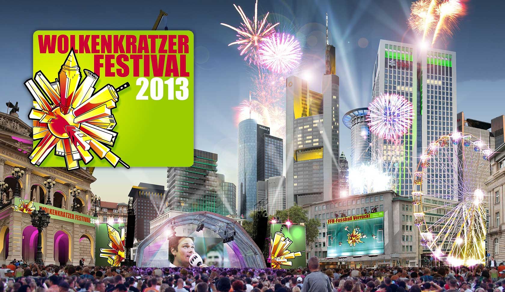 Wolkenkratzer Festival 2021