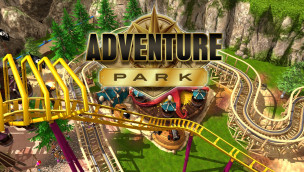 Adventure Park – Freizeitpark-Simulation als Steam-Download erhältlich
