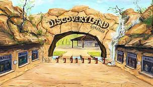Discoveryland Goldberg
