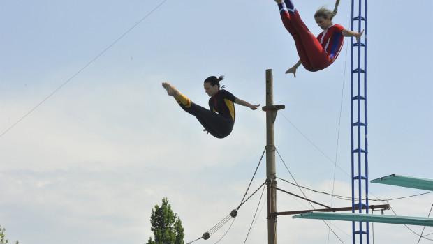 Europa-Park High Dive Show