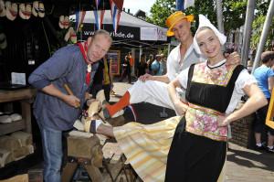 Traditionelles, holländisches Handwerk hautnah erleben im Europa-Park