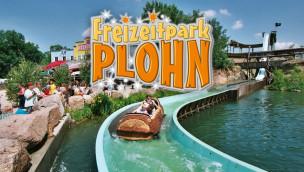 Freizeitpark Plohn – Neue Kinder-Schiffschaukel jetzt eröffnet
