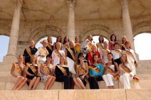 Impressionen vom Miss Germany Treffen 2005: Schönheitsköniginnen unter sich