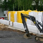 Movie Park Germany - License to Drive Baustelle 2