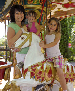 "Muttertagsaktion ""Danke Mama"" im Jahr 2013 im Skyline Park"