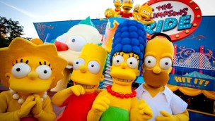 Simpsons Freizeitpark