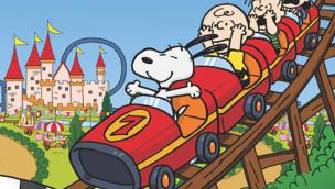 Snoopy Coaster – Als App der Woche kostenlos mit den Peanuts Achterbahn fahren
