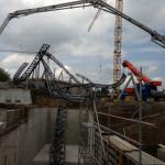 Karacho Baustelle Tripsdrill Mai 2013 - 2