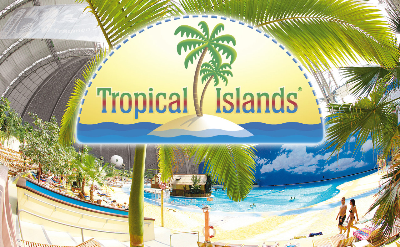 Tropical Island Berlin Arrangements