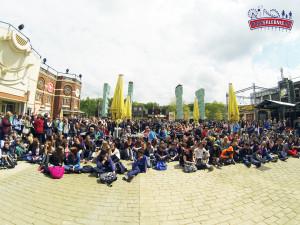 Blick ins Publikum beim XXL TuberDay 2013