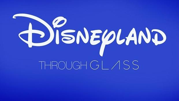 Disneyland mit Google Glass
