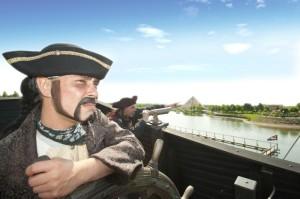 Piraten ahoi! Den Freizeitpark Belantis entern am 22. und 23. Juni Seeräuber.