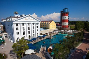 Hotel Bell Rock im Europa-Park