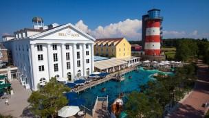 Europa-Park Hotels erhalten 2015 erneut höchste Wellness-Auszeichnung