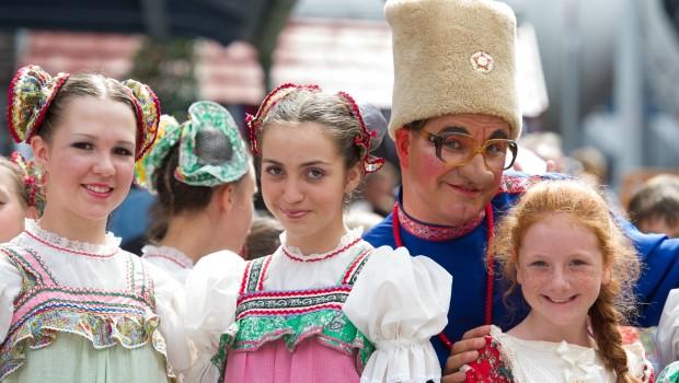 Russland-Fest im Europa-Park