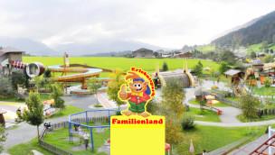 Familienland PillerseeTal – Österreichs größte Familien-Achterbahn eröffnet