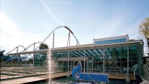 GAZPROM und Europa-Park verlängern Kooperation bis 2020