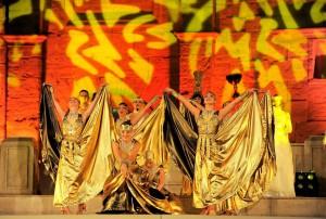 """Elegante Tanzeinlagen erwarten euch bei der Sommershow """"Imperio"""" im Europa-Park Rust"""