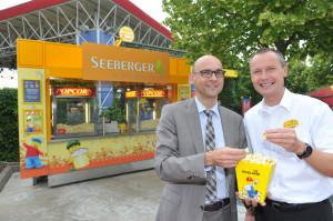 Seeberger Kaffee im Legoland Deutschland