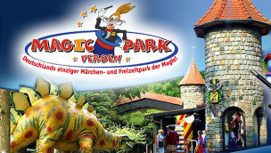 Magic Park Verden verteilt Freikarten 2016 an Newsletter-Abonnenten