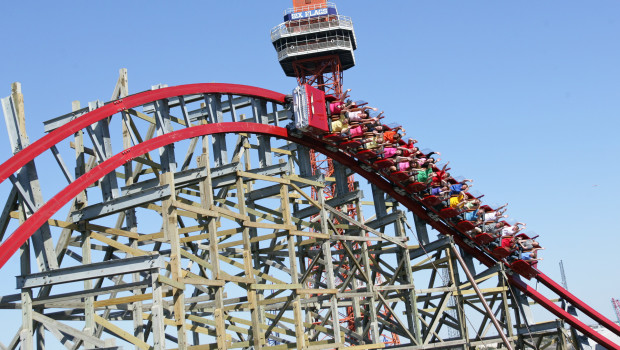 New Texas Giant in Six Flags Over Texas