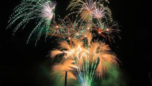 Ein wahres Spektakel: Das Feuerwerk der Pyrogames!