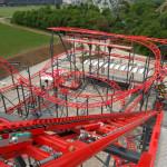 Skyline Park - Sky Spin Baustelle 3
