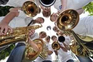 Etwa 1.000 Künstler werden zum Tag der Blasmusik im Europa-Park Rust erwartet.