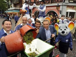 Der Europa-Park lädt zum Weintag am 4. September ein.