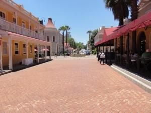In der Gold Reef City wurde eine alte Goldgräber-Stadt nachgebaut.