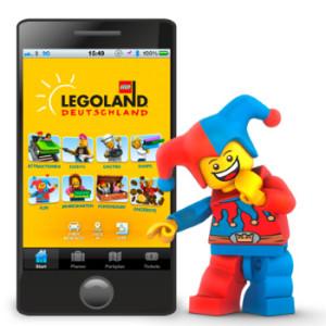 Das Legoland Deutschland in der Tasche mit der offiziellen App!