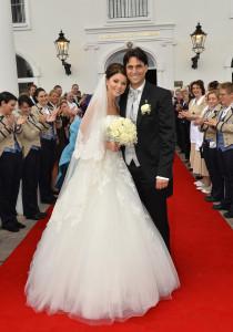 Hochzeit von Europa-Park Geschäftsführer Thomas Mack