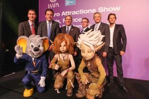 Europa-Park bei der Euro Attractions Show 2013