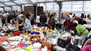 Flohmarkt im Europa-Park